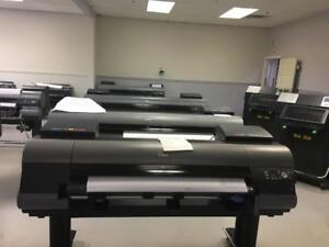 "44"" Canon imagePROGRAF iPF8400 8400 wide Format Printer 12-Colour Professional Photo and Fine Art 2,400 x 1,200 dpi"
