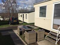 Caravan hire at 5 Star Rockley Park, Poole, Dorset. Prices from