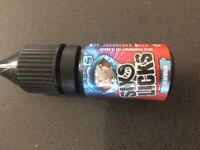 5 Six Licks Vaping Liquids