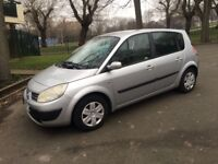 2005 (55) RENAULT MEGANE SCENIC EXPRESSION 1.6 PETROL **SPACIOUS + P/X TO CLEAR**