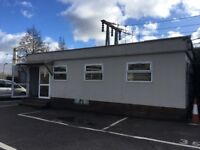 Portable cabin offices for sale, Southampton.