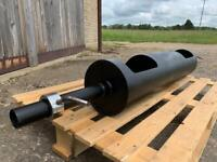 """5FT 6"""" 25kg Strongman Log with Clips (Delivery Available)"""