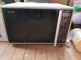 Sharp R-959 Microwave Convection Oven