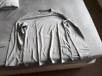 Mens medium pyjamas t-shirt