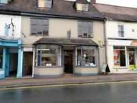 High St Shop to Let Pershore flexible terms ready to move in