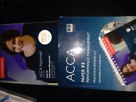 ACCA books F5 BPP