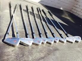 Taylor Made ICW5 golf club set blades