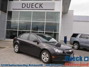 2014 Chevrolet Cruze 2LS  ONE Owner - Local
