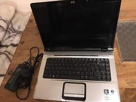 "Cheap Fast HP Pavilion DV6000 15.4"" HD 120GB 2GB WIFI, WIN 7"