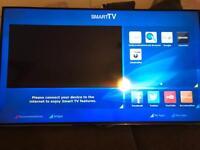 """Panasonic 55"""" Uhd 4k smart led superslim tv"""