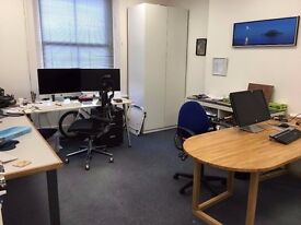 Wonderful 4 Person Office At Palmeira Square In Hove