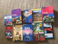 Travellers Delight - 10 books at 8£ + FREE 20 other books to pick from