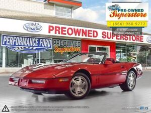1989 Chevrolet Corvette ***Very clean automatic***