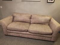 3 Seater & 2 Seater settees from Harveys