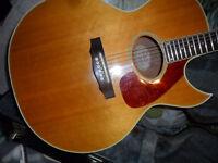 guild f-45ce c1982 electro acoustic. px poss