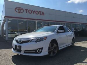 2014 Toyota Camry SE Nav Leather Sunroof 1.9% TCUV Rate O.A.C.