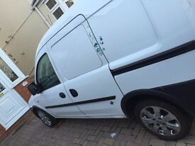 VAUXHALL COMBO 1.3CDTI 1700 74BHPLOVELY VAUXHALL COMBO FOR SALE!!
