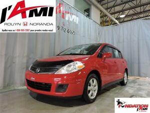 2012 Nissan Versa 1.8 SL MAGS AUTOMATIQUE