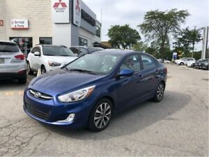 2017 Hyundai Accent SE, Power Group, Bluetooth, Safety Certified