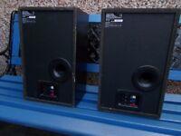 Technics Speakers three way
