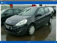 2009 RENAULT CLIO EXTREME 1.2 PETROL ENGINE **POSTAGE AVAILABLE**