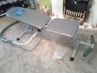Exercise/sit up bench