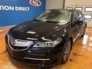 2015 Acura TLX Tech SH-AWD! /SUNROOF/ HEATED LEATHER (+REAR S...