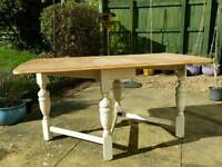 Lovely vintage dining table