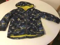 Boys Disney Cars jacket age 6-7 years
