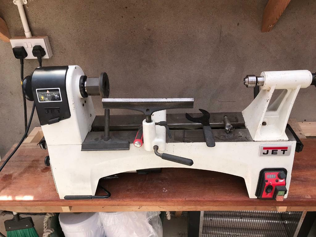 Jet wood lathe | in Holywood, County Down | Gumtree