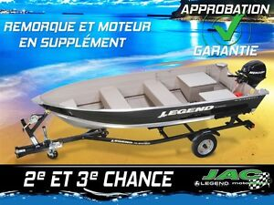 2016 legend boats Chaloupe 14 WideBody