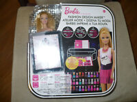 Barbie Fashion Design Maker Doll, like new in box.
