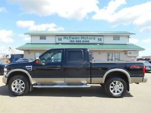 2008 Ford F-350 King Ranch Diesel