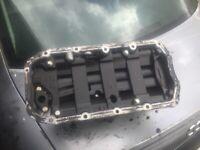 VAUXHALL OPEL INSIGNIA ASTRA J 2.0 CDTI ENGINE OIL SUMP PAN 55575128