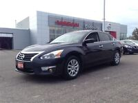 2013 Nissan Altima 2.5 S Keyless entry, push button ignition