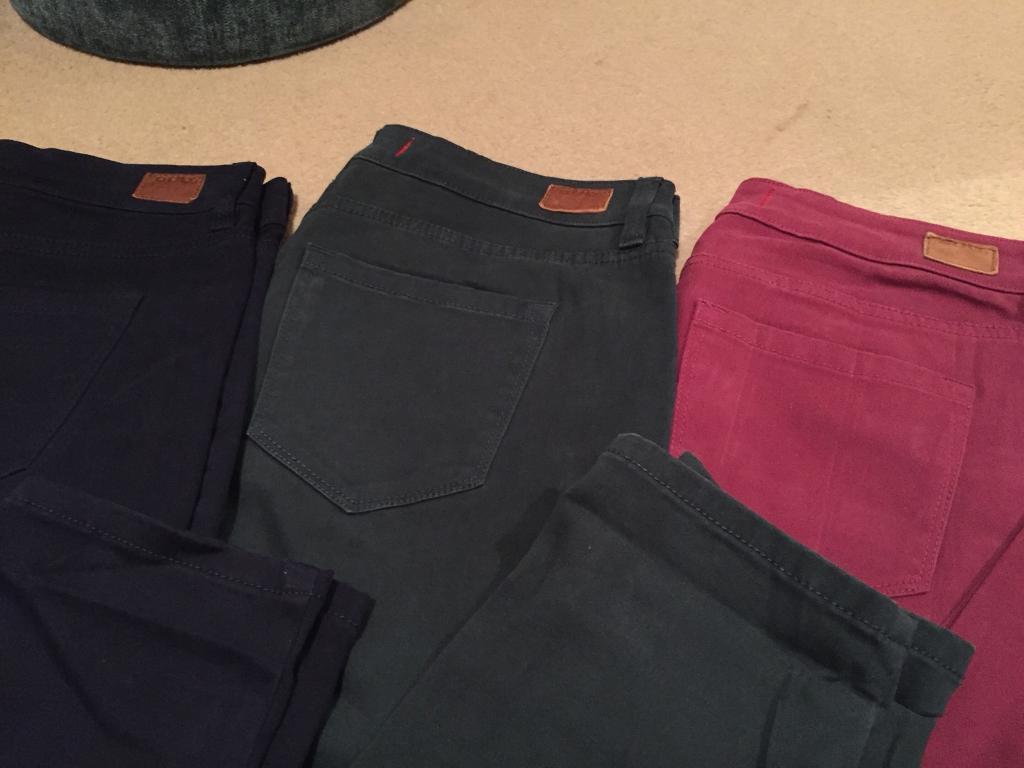 Women's Jeans - 3 Pairs