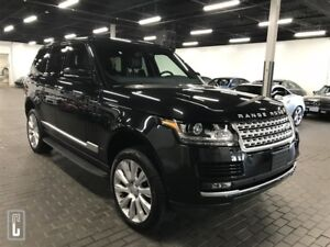 2015 Land Rover Range Rover Supercharged 5.0L-REAR ENTERTAINMENT
