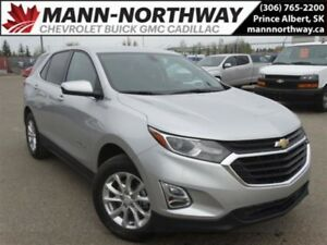 2018 Chevrolet Equinox LT | Cruise Control, AWD, Remote Start.
