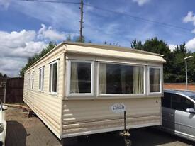 We have 2/3 bedroom mobile homes in Walsoken £450 pcm