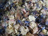 FREE CONFETTI Wedding - Shropshire Natural Petal Confetti