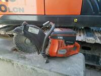 Husqvarna k760 stihl cut off saw