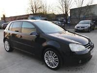 VW GOLF 2005 2.0 TDI GT, 5DR, NEW MOT, FULL SERVICE HISTORY
