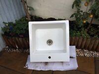 Large Belfast kitchen sink