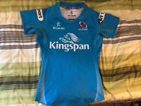 Ulster Rugby Away kit jersey. Size Medium (chest 40inches), colour - sky blue