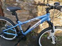 CARRERA LUNA 24 mountain bike in great condition
