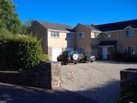 Cove, near Tiverton - One bedroom annex of country house to let, fully furnished.