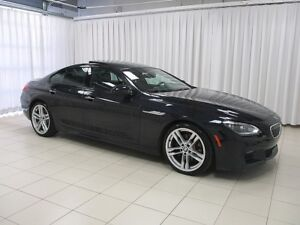 2015 BMW 6 Series 640i x-DRIVE GRAN COUPE M SPORT EDITION