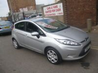 Ford FIESTA 60,5 door hatchback,full MOT,1 previous owner,2 keys,runs and drives very well,only 57k