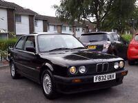 BMW 318I E30 coupe Manual