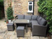 Kettler Rattan Garden Furniture